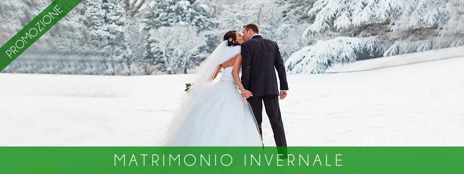 Matrimonio invernale | La Magia dell'inverno
