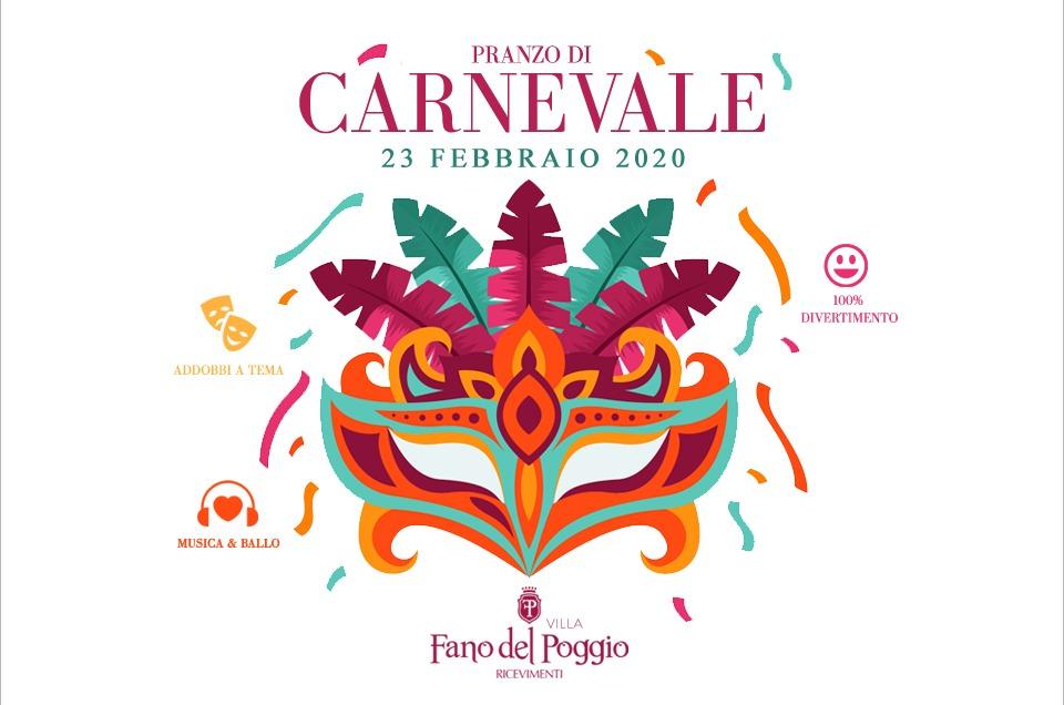 Pranzo di Carnevale in Puglia